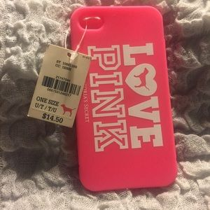 PINK VS Victoria's Secret iPhone 4 / 4s Phone Case